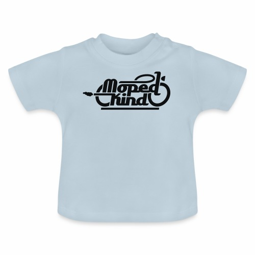 Moped Kind / Mopedkind (V1.0) - Baby T-Shirt