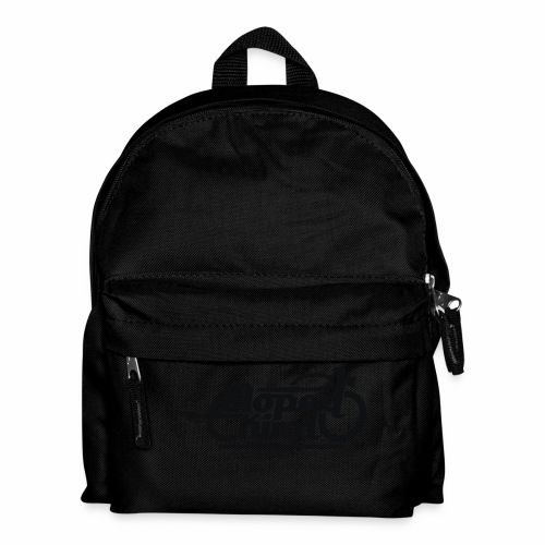 Moped Kind / Mopedkind (V1.0) - Kids' Backpack