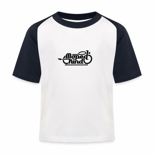 Moped Kind / Mopedkind (V1.0) - Kids' Baseball T-Shirt