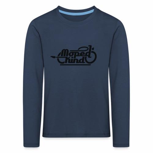 Moped Kind / Mopedkind (V1.0) - Kids' Premium Longsleeve Shirt
