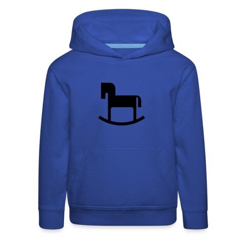 Reiterlein - Kinder Premium Hoodie