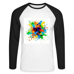 87 Urban Kayak 6 - Men's Long Sleeve Baseball T-Shirt