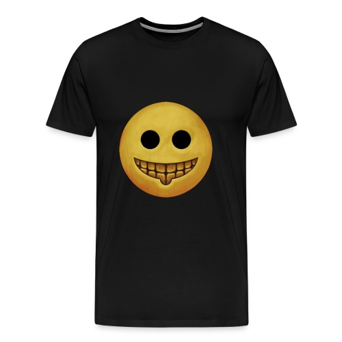 Stupid Grin - Men's Premium T-Shirt