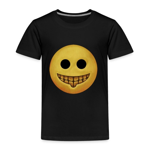 Stupid Grin - Kids' Premium T-Shirt