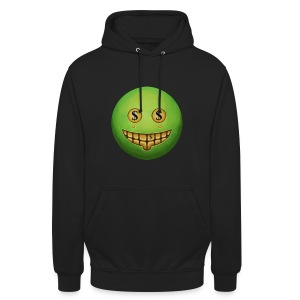 Evil Grin - Unisex Hoodie