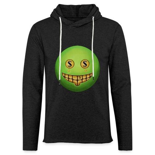 Evil Grin - Light Unisex Sweatshirt Hoodie