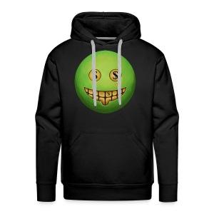Evil Grin - Men's Premium Hoodie