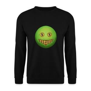 Evil Grin - Men's Sweatshirt