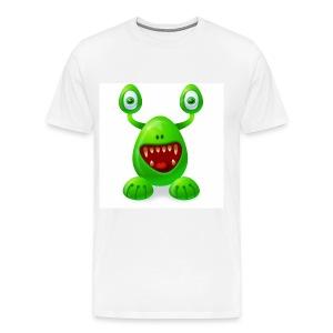 Monster 3 - Men's Premium T-Shirt