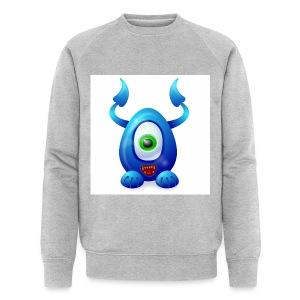 Monster 2 - Men's Organic Sweatshirt by Stanley & Stella