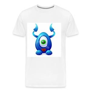 Monster 2 - Men's Premium T-Shirt