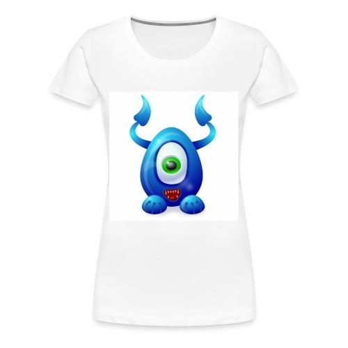 Monster 2 - Women's Premium T-Shirt