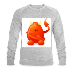 Monster 1 - Men's Organic Sweatshirt by Stanley & Stella