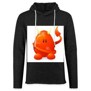 Monster 1 - Light Unisex Sweatshirt Hoodie