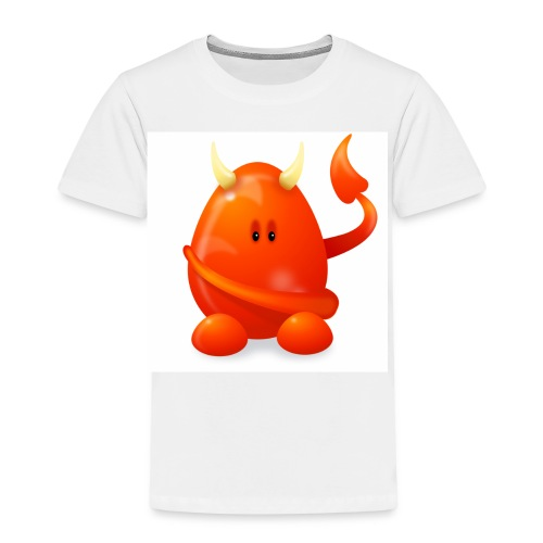 Monster 1 - Kids' Premium T-Shirt