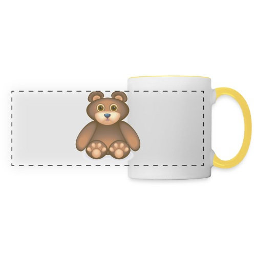 02 Ted - Panoramic Mug