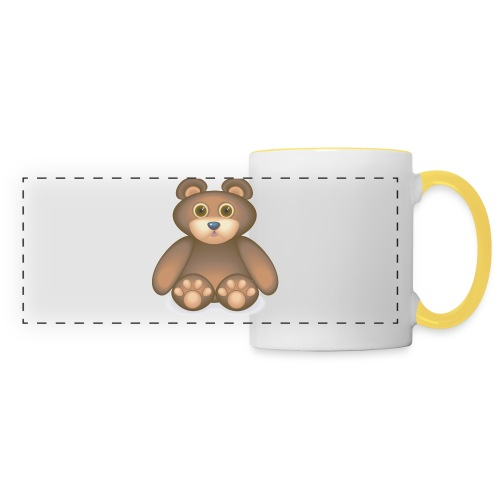 02 Ted - Panoramic Mug