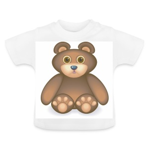 02 Ted - Baby T-Shirt