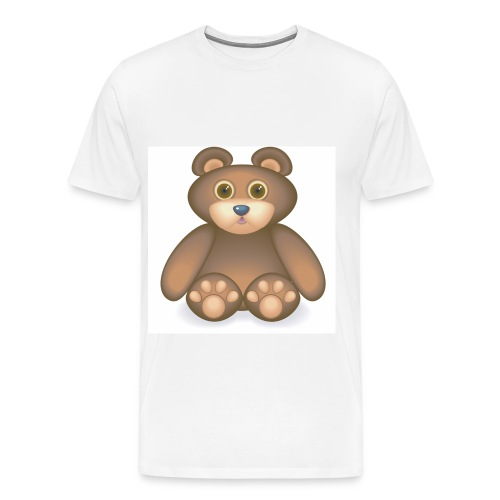02 Ted - Men's Premium T-Shirt