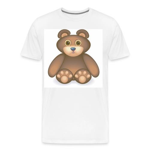 02 Ted - Men's Premium T-Shirt