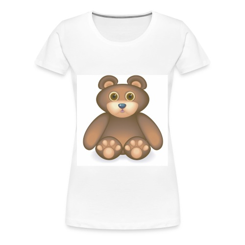 02 Ted - Women's Premium T-Shirt