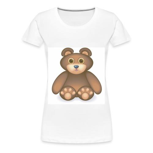 02 Ted - Women's Premium T-Shirt