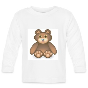 02 Ted - Baby Long Sleeve T-Shirt
