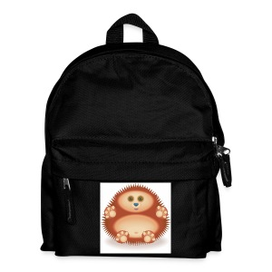 01 Hedgehog - Kids' Backpack