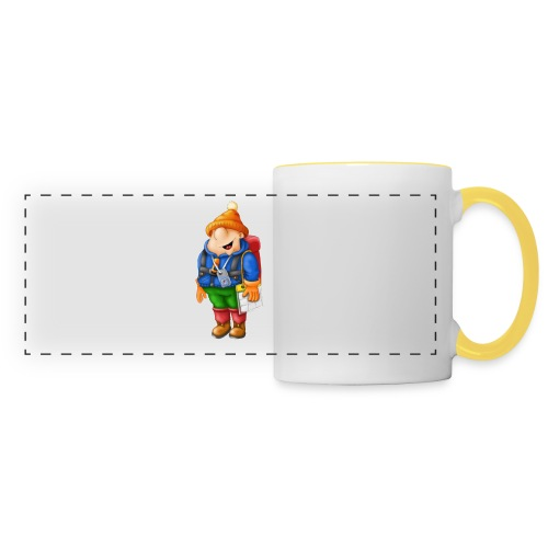 01 Hiker - Panoramic Mug