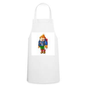 01 Hiker - Cooking Apron