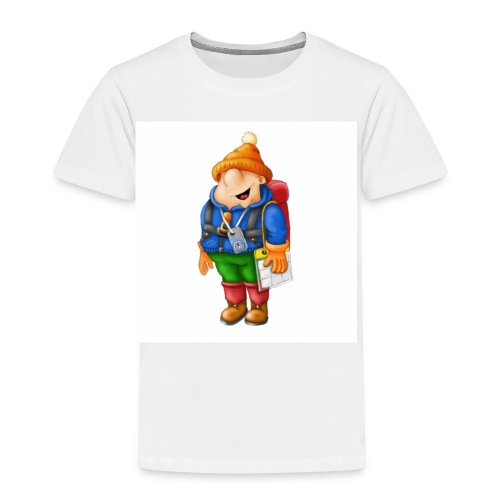 01 Hiker - Kids' Premium T-Shirt