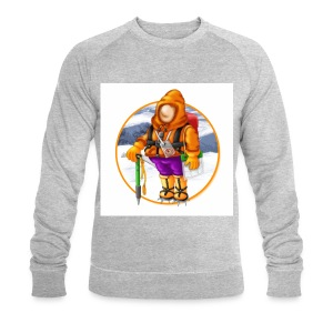 00_Mountain Mayhem Logo - Men's Organic Sweatshirt by Stanley & Stella