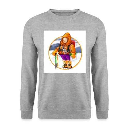 00_Mountain Mayhem Logo - Men's Sweatshirt