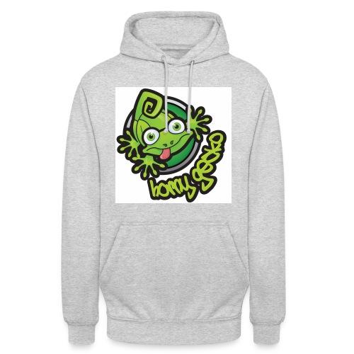 01 Horny Gecko Logo - Unisex Hoodie