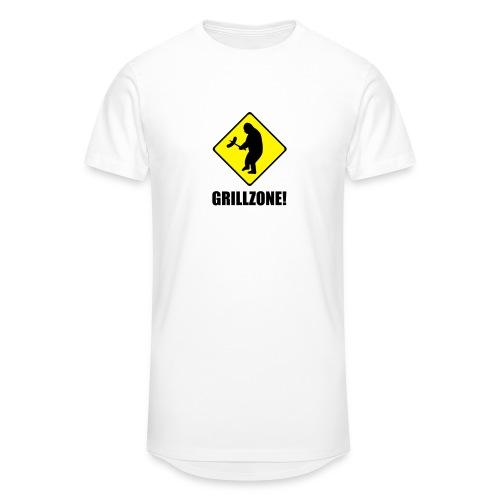 Grillzone - Männer Urban Longshirt