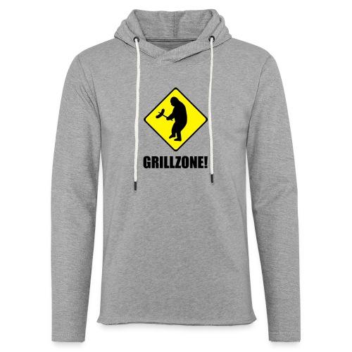 Grillzone - Leichtes Kapuzensweatshirt Unisex