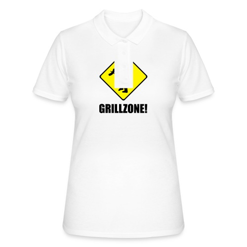 Grillzone - Frauen Polo Shirt