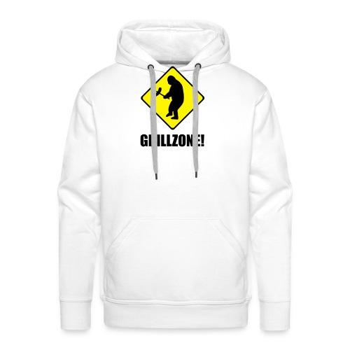 Grillzone - Männer Premium Hoodie