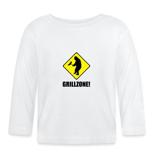 Grillzone - Baby Langarmshirt