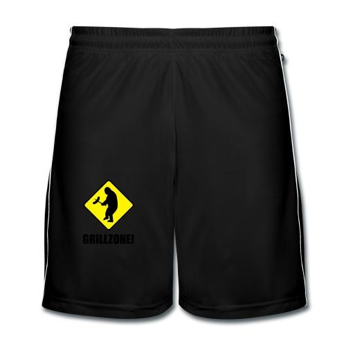 Grillzone - Männer Fußball-Shorts