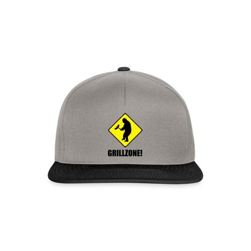 Grillzone - Snapback Cap