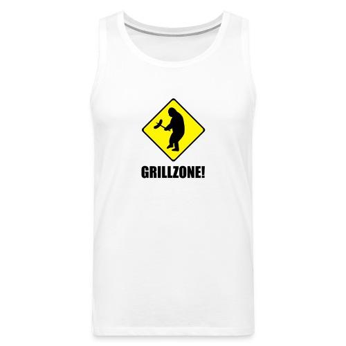 Grillzone - Männer Premium Tank Top