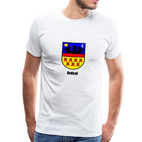 Tasse Siebenbürgen-Wappen Ardeal - Männer Premium T-Shirt