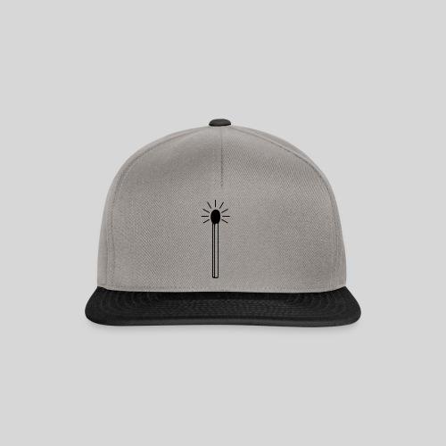 zündholz 2 - Snapback Cap