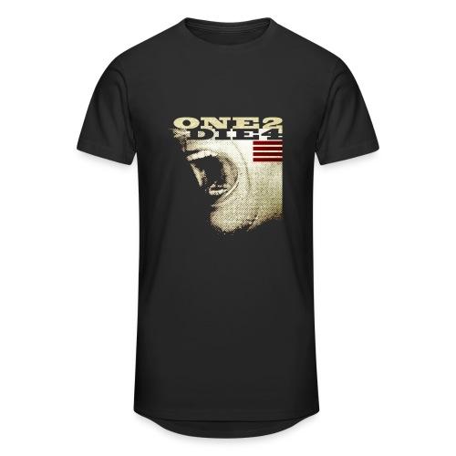 ONE2DIE4 | Std.shirt - Männer Urban Longshirt