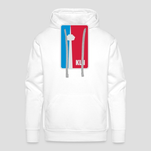 KLN shirt - Männer Premium Hoodie