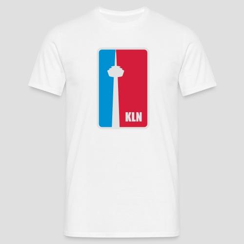 KLN shirt - Männer T-Shirt