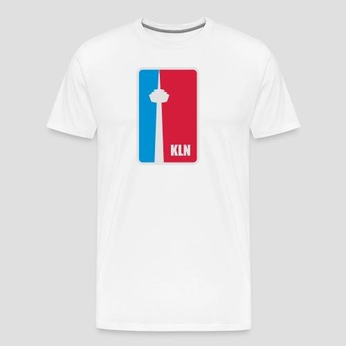 KLN shirt - Männer Premium T-Shirt