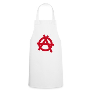 Anarchy teddy bear - Cooking Apron
