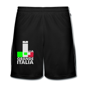 Italia - Italy flag - Men's Football shorts
